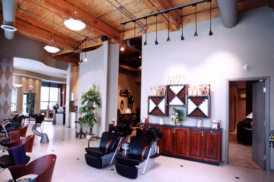 premier hair salon Kingston