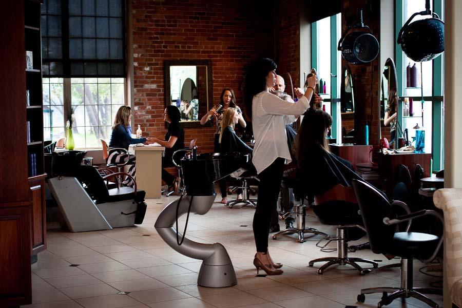 hair and nails salon