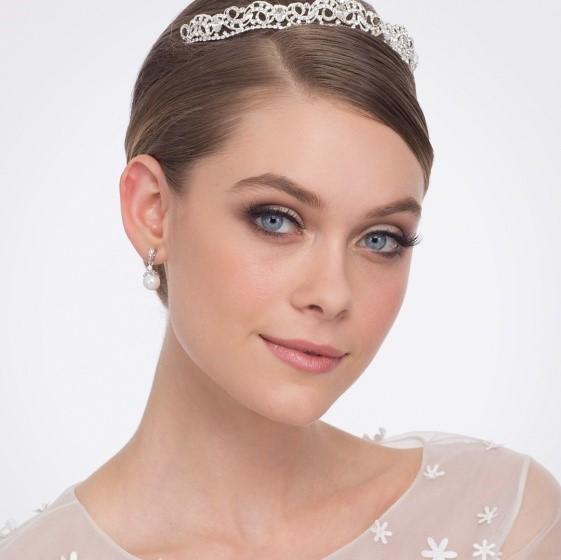 classic beauty wedding day makeup